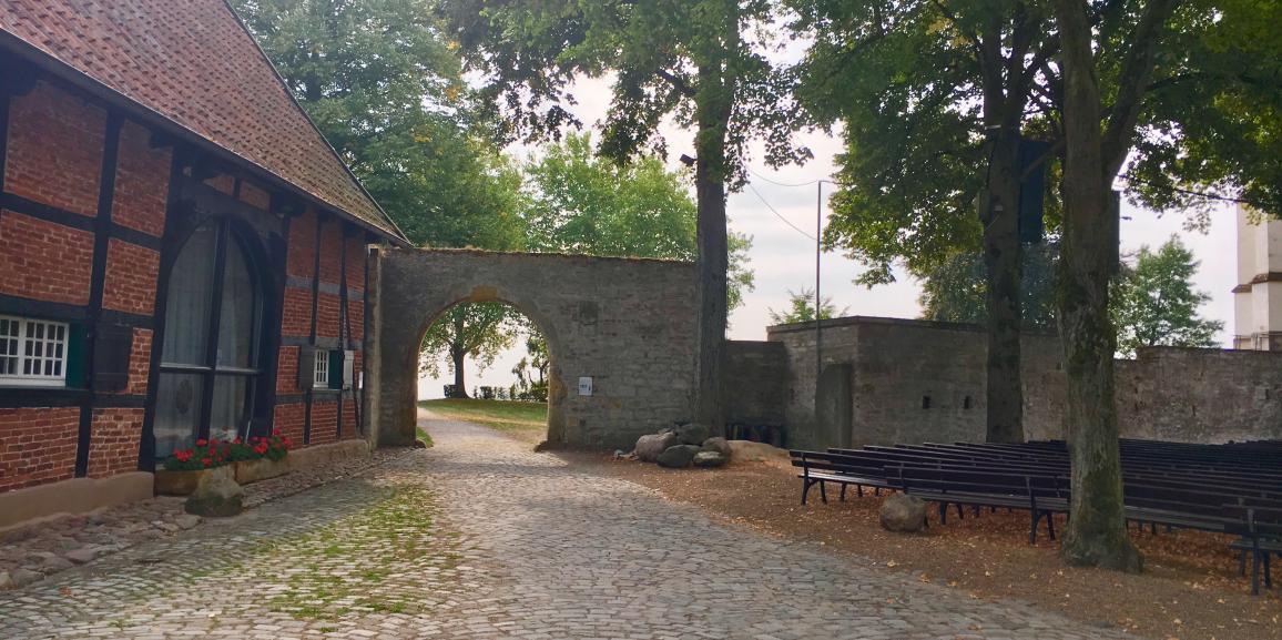 Stromberg – die Burgbühne bei Oelde