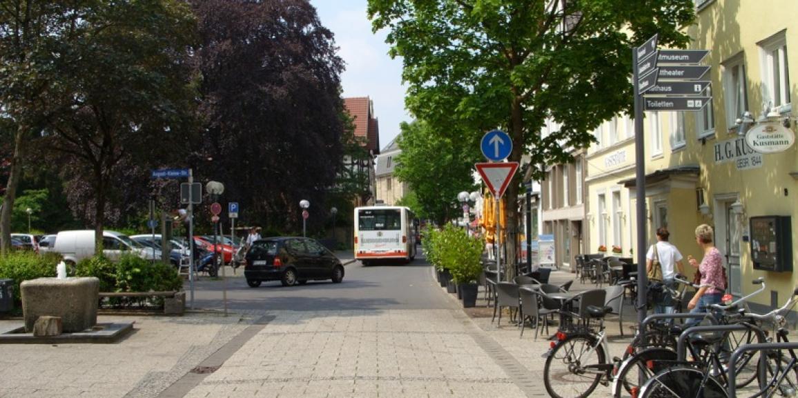 City tour Lippstadt