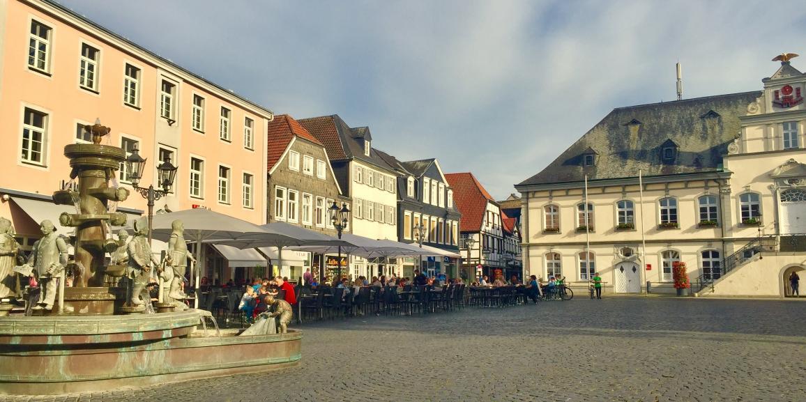 Stadt Lippstadt – Wo liegt das eigentlich? – Erklärung für Hotelgäste